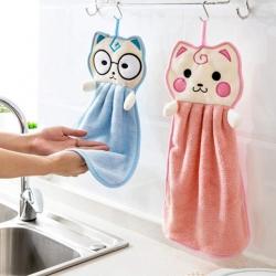 """Švelnus rankšluostis """"Kačiukas"""""""